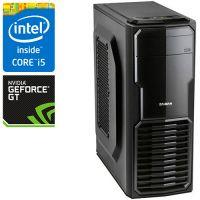 Компьютер PR 670277 Intel Core i5 8600K 3600МГц, Intel B360, 16Гб DDR4, без SSD, 1000Гб, без DVD, NVIDIA GeForce GT1030 2048Мб, 500Вт, Mini-Tower, без ОС...