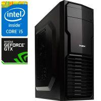 Компьютер PRO-180635 Intel Core i5-7600 3.5 ГГц, Intel B250, 16 Гб DDR4 2133 МГц, SSD 120 Гб, 1000 Гб, DVD-RW, NVIDIA GeForce...