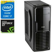 Компьютер PR 675667 Intel Core i7 8700K 3700МГц, Intel B360, 8Гб DDR4, без SSD, 1000Гб, без DVD, NVIDIA GeForce GT 730 4096Мб, 500Вт, Mini-Tower, без ОС...