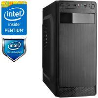 Компьютер PRO-085340 Intel Pentium G4560 3.5 ГГц, Intel H110, 8 Гб DDR4 2133 МГц, SSD 240 Гб, Intel HD Graphics 610 (встроенн...