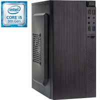 Компьютер PRO-0819070 Intel Core i5-9600K 3700МГц, Intel H310, 8Гб DDR4 2666МГц, SSD 240Гб, Intel UHD Graphics 630 (встроенная), 450Вт, Mini-Tower...