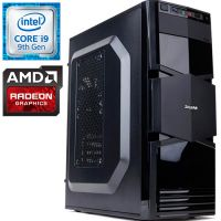 Компьютер PRO-0568447 Intel Core i9-9900KF 3600МГц / Intel B365 / 32Гб DDR4 2666МГц / SSD 240Гб / 1000Гб / без DVD-RW / AMD Radeon RX 590 8192Мб / 700Вт / Mini-Tower / ...