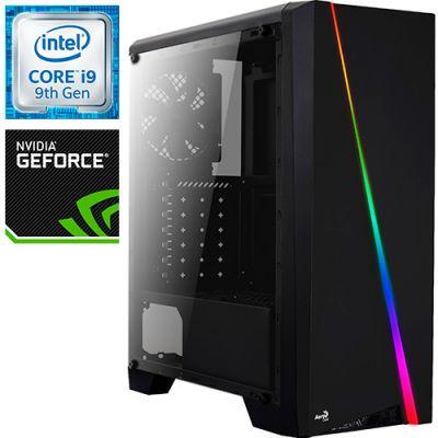 Компьютер PRO-1562132 Intel Core i9-9900KF 3600МГц, Intel Z390, 64Гб DDR4 2666МГц, SSD 480Гб, HDD 2Тб, NVIDIA GeForce RTX 2070 SUPER 8Гб, 700Вт, Midi-Tower