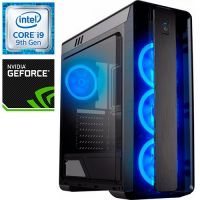 Компьютер PRO-0867517 Intel Core i9-9900K F 3600МГц, Intel Z390, 32Гб DDR4 2666МГц, SSD 480Гб, HDD 1Тб, NVIDIA GeForce RTX 2080 Ti 11Гб, 800Вт, Midi-Tower...