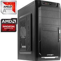 Компьютер PRO-291218 AMD A4-4000 3000МГц / AMD A68H / 4Гб DDR3 / без SSD / 500Гб / без DVD-RW / AMD Radeon HD 7480D (встроенная) / 450Вт / Mini-Tower / без ОС...