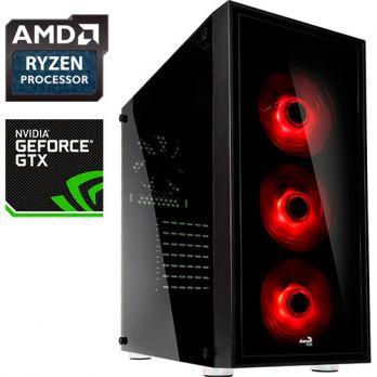 Компьютер PR 406934 AMD Ryzen 7 1800X 3600МГц, AMD X370, 32Гб DDR4, SSD 240Гб, 2000Гб, без DVD, NVIDIA GeForce GTX1080Ti 11264Мб, 700Вт, Midi-Tower, без ОС