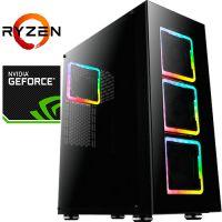 Компьютер PRO-1188857 AMD Ryzen 7 3800X 3900МГц / AMD X570 / 64Гб DDR4 2666МГц / SSD 480Гб / 2000Гб / NVIDIA GeForce RTX 2080 8Гб / 750Вт / Full-Tower...