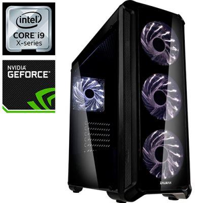 Компьютер PRO-0406014 Intel Core i9-10900X 3700МГц, Intel X299, 64Гб DDR4 2666МГц, SSD 480Гб, HDD 2Тб, NVIDIA GeForce RTX 2080 SUPER 8Гб, 750Вт, Midi-Tower