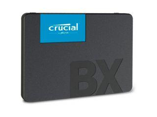 Твердотельные накопители Crucial BX500