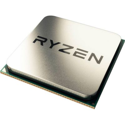 Процессор AMD Ryzen 7 3700X 3600 МГц