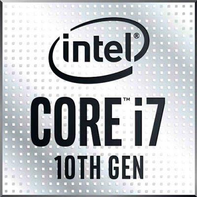 Процессор Intel Core i7-10700K 3800 МГц