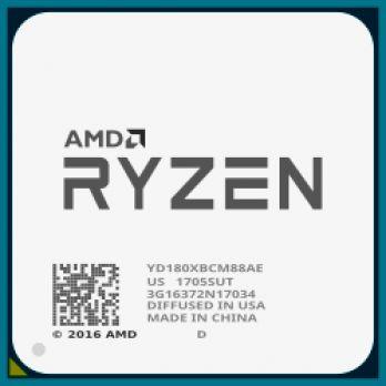 Процессор AMD Ryzen 5 1500X 3.50 ГГц