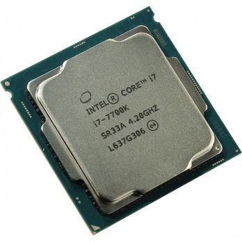 Процессор Intel Core i7-7700K 4.20 ГГц