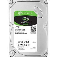 Жесткий диск 1000Гб Seagate BarraCuda ST1000DM010...