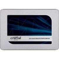 Твердотельный накопитель 500Гб Crucial MX500 CT500MX500SSD1N...